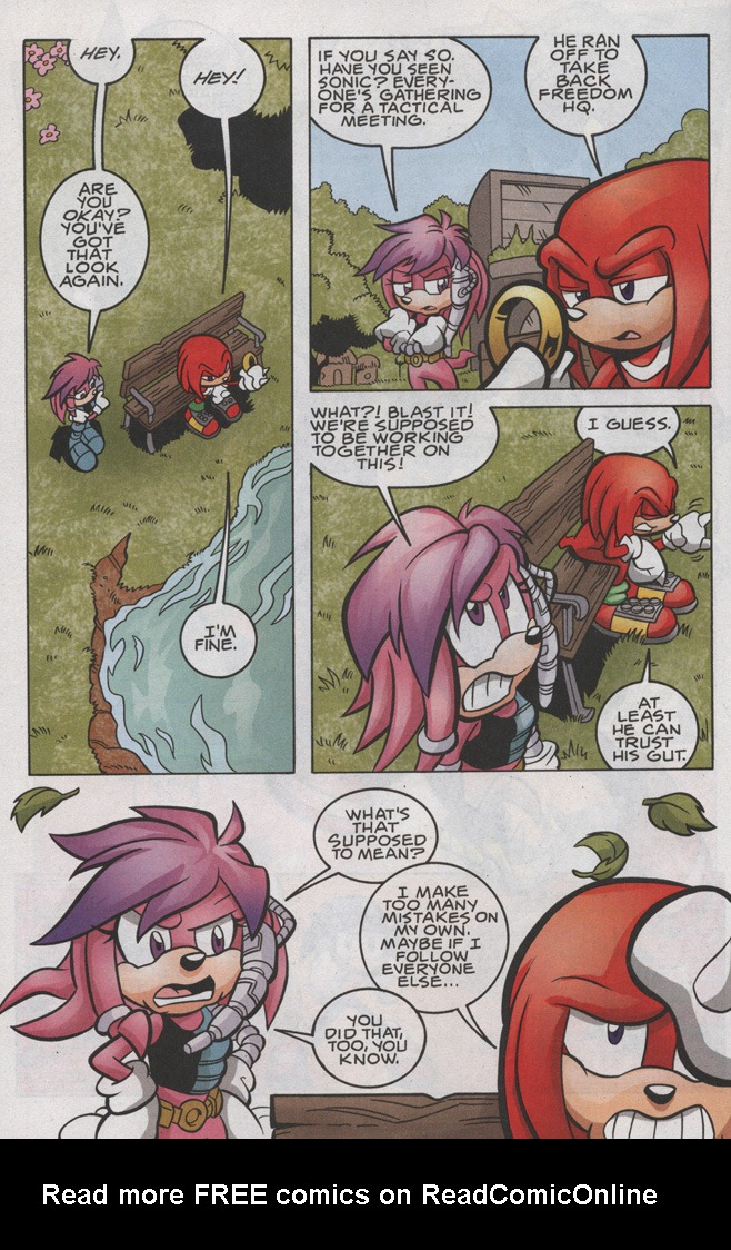 Read online Sonic The Hedgehog comic -  Issue #191 - 9