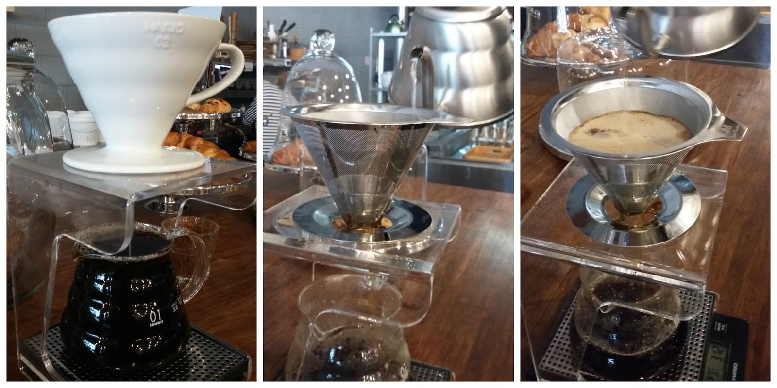 hario pour over instructions