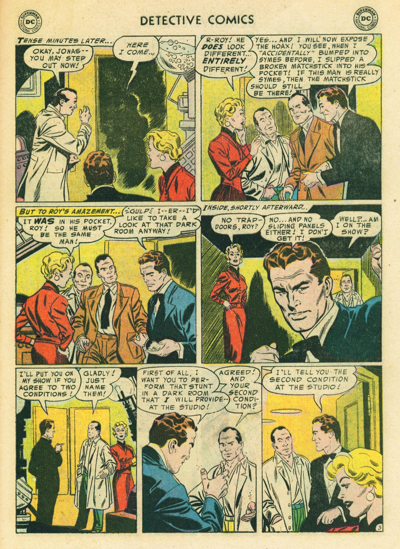 Detective Comics (1937) 224 Page 28