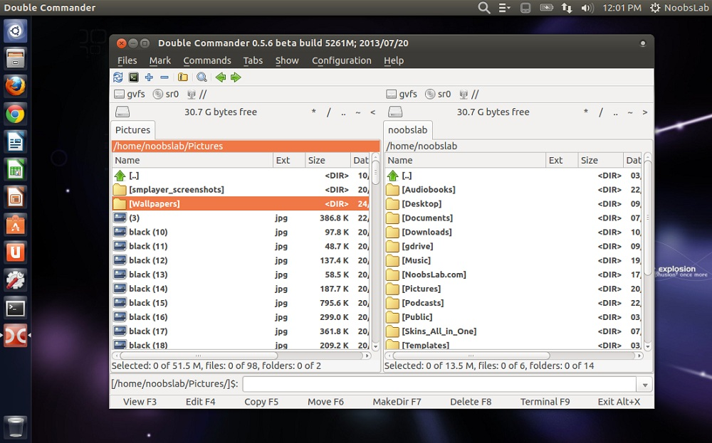 14 Best Total Commander alternatives for Linux and OSX as of