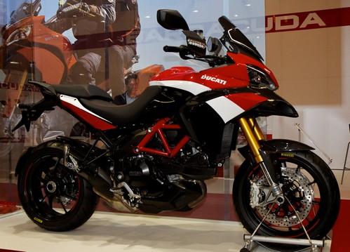 Harga Ducati Multistrada 1200