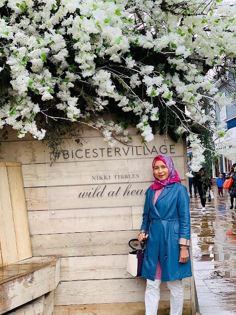 Tips wisata belanja di Bicester Village