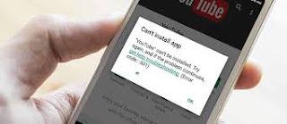 Cara Mengatasi Aplikasi Tidak Bisa Dipasang di Android