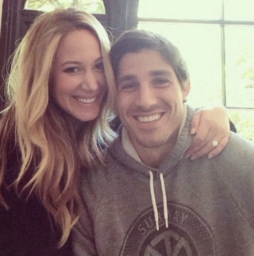 Haylie Duff Child with her fiance