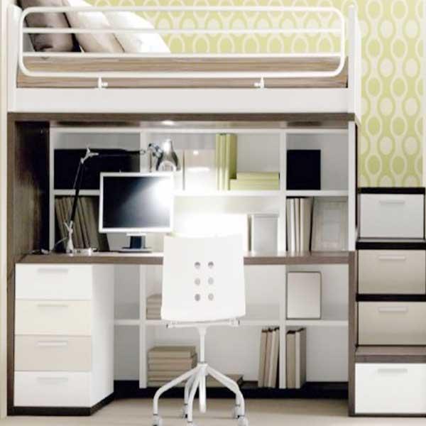 nội thất đa năng cho căn hộ 30 mét vuông