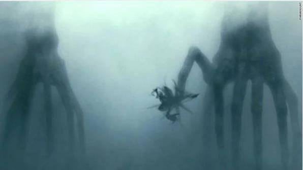 Heptapod Tahun 2017 - Alien Cumi-cumi