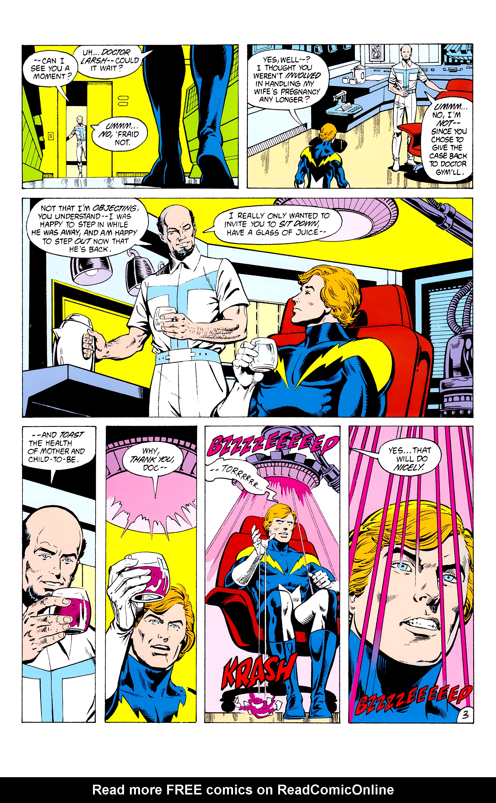 Legion of Super-Heroes (1980) _Annual_3 Page 3