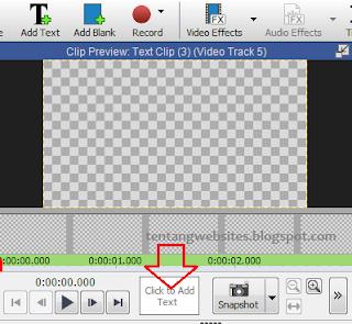 Cara Mudah Menambahkan text pada video