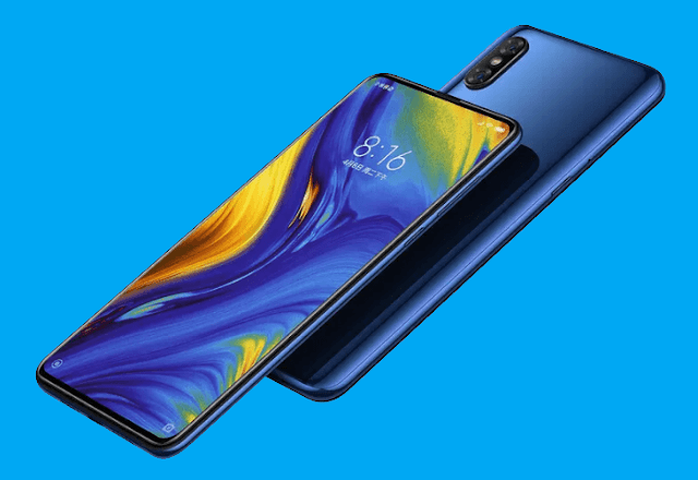 Xiaomi Mi MIX 3 now Official