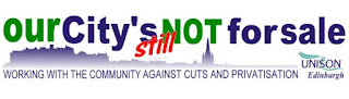 Lobby postponed as UNISON campaign brings Edinburgh council re-think