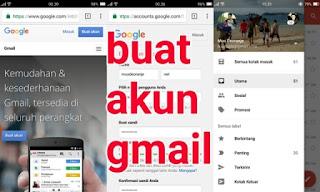 Cara Buat Akun Gmail Baru Di HP Android Iphone Dan PC
