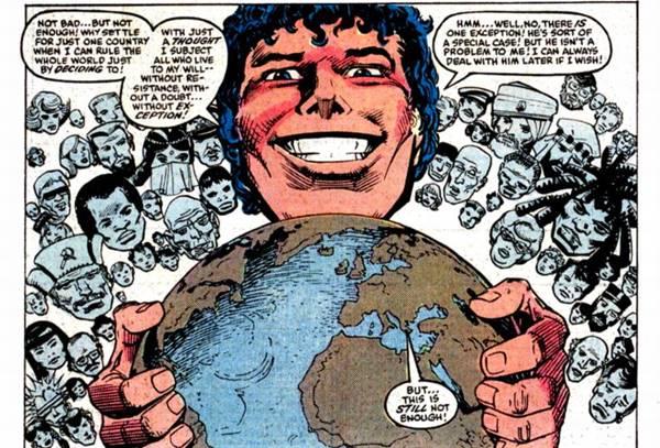 sejarah asal-usul Beyonder dalam komik