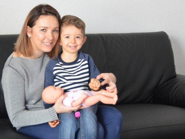 Nach zwei Jahren Spender suche: Der kleine Jasin bekommt neue Stammzellen