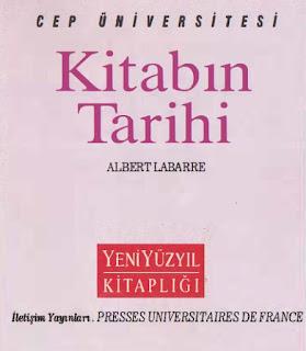 Albert Labarre - Kitabın Tarihi
