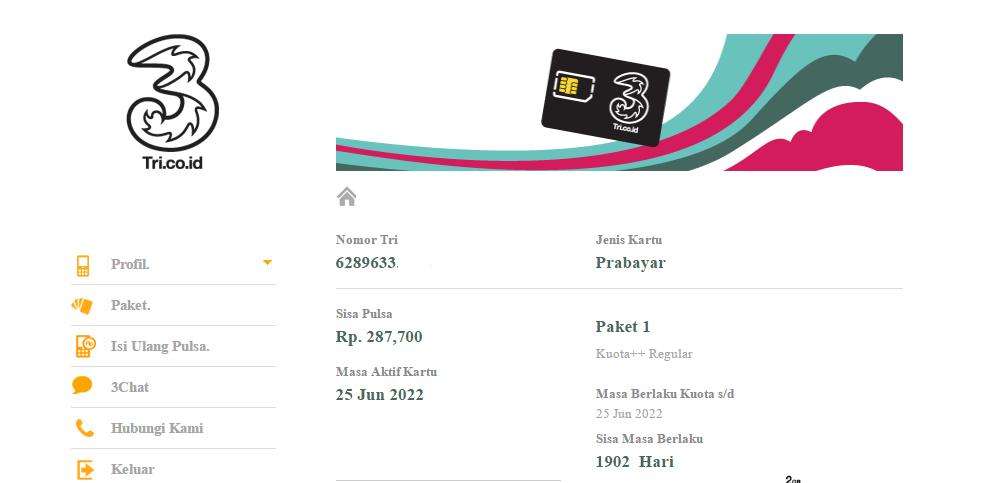 paket internet kartu tri 5 gb diskon gede lagi lebih