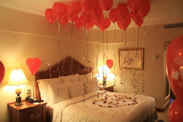 seni seviyorum kalp balon