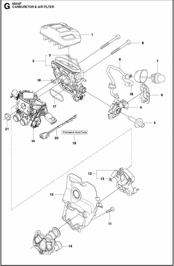 HL Supply Blog: Complete Guide to the Husqvarna 550xp