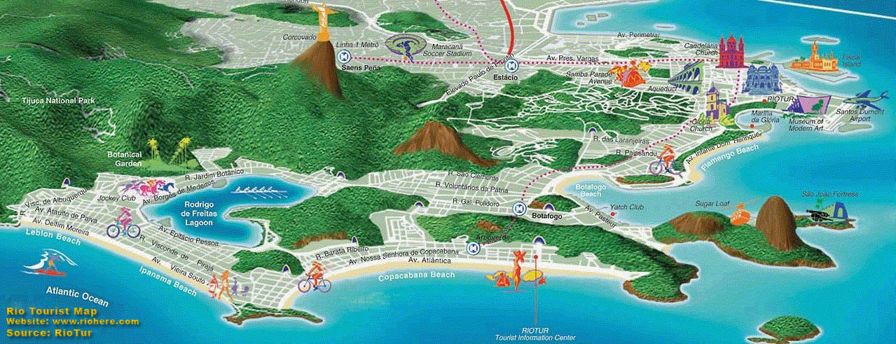LUV 2 GO Those Famous Beaches of Rio
