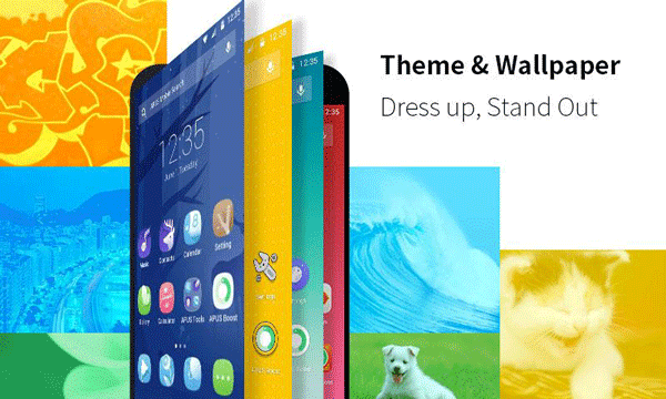 APUS Launcher - Fast and Smart Launcher for android
