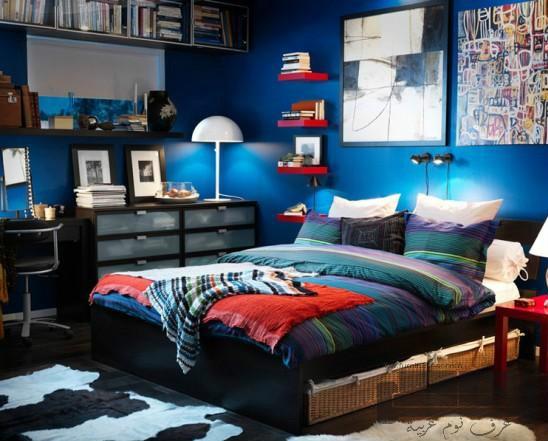 غرف نوم شباب كاملة للبيع 2017   غرف نوم   الأثاث الحديث