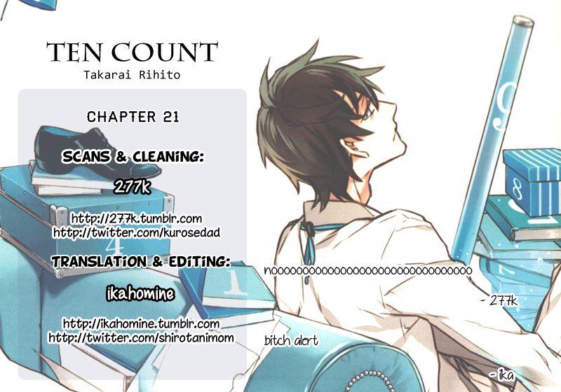 Ten Count - Chapter 34
