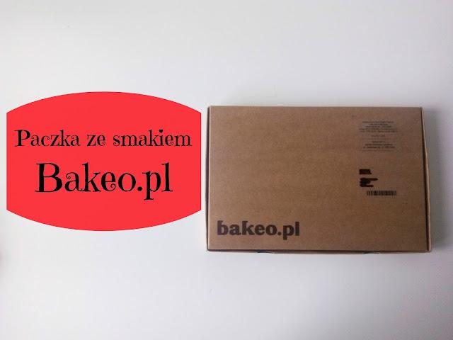 RECENZJA: PACZKA ZE SMAKIEM | BAKEO