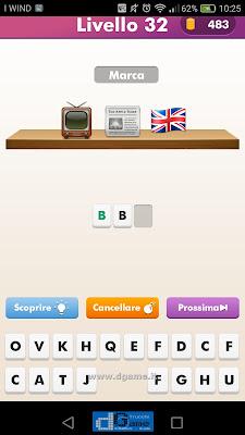 Emoji Quiz soluzione livello 32