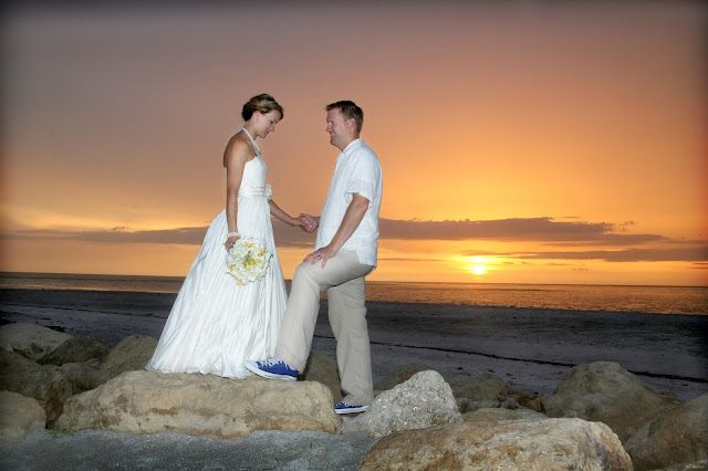 Captiva Island Wedding at South Seas Resort