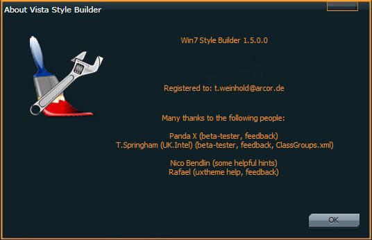 style builder windows 7 crack