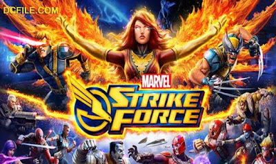 MARVEL Strike Force game download - for Android with latest version - on DcFile.com