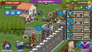 Free money Grow Empire: Rome Mod Apk new