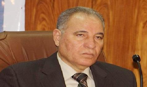 الحكومة المصرية تقرراقالة المستشار احمد الزند من منصبة كوزيراً للعدل بشكل رسمى