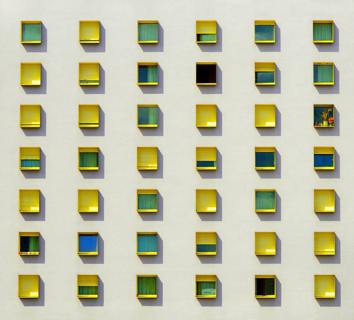 15 Foto Inspirasi Untuk Pengaturan Simetri yang Baik