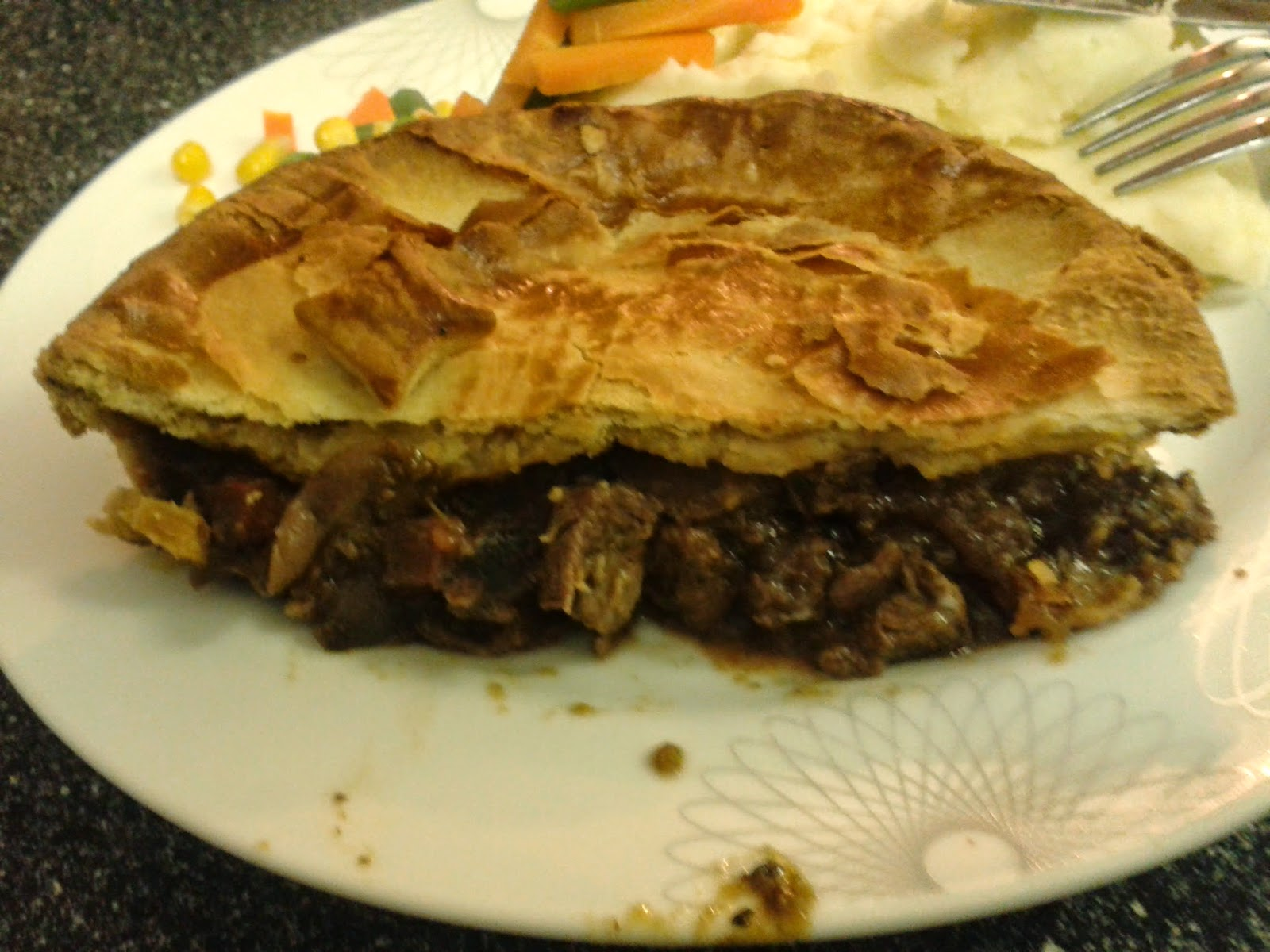 "Brockleby's ""Wild Beaver"" Steak and Beaver Ale Pie Review"