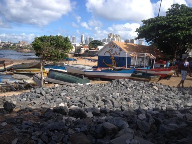 Colônia de pesca da Mariquita
