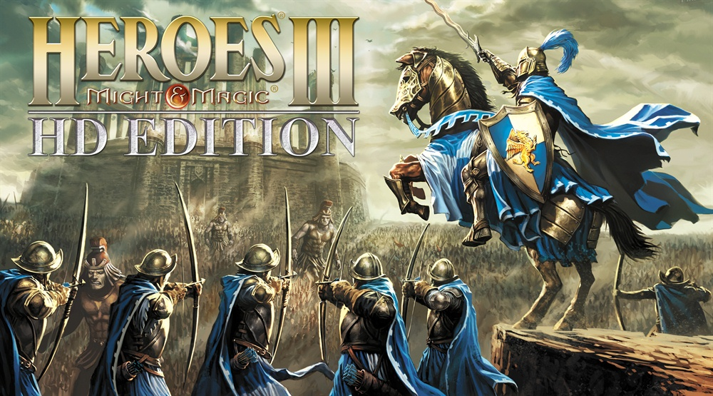 Heroes of Might and Magic 3 Download Poster