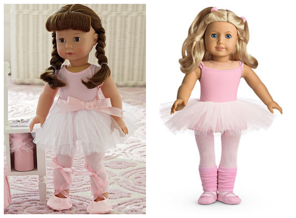 1caf06277 All My AG Dolls Oh MY  Let s Compare Ballet Outfits