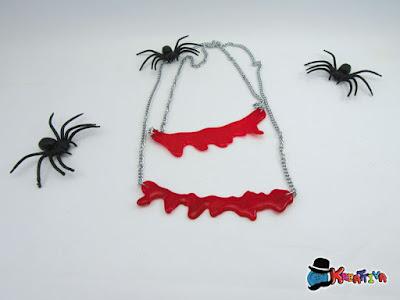 Crea una collana per halloween