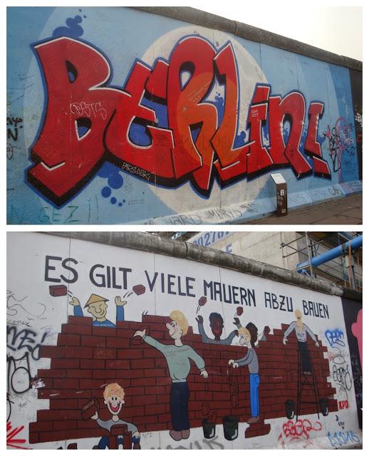 Top 15 coisas para fazer em Berlim - East Side Gallery