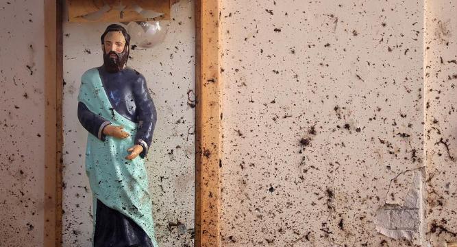 Sri Lanka'da öldürülenler Hristiyan diye susanlar...