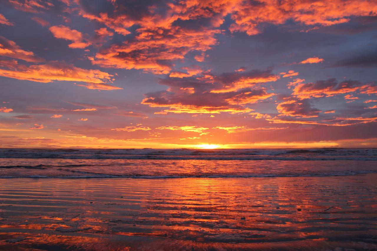 Essay on the sunrise