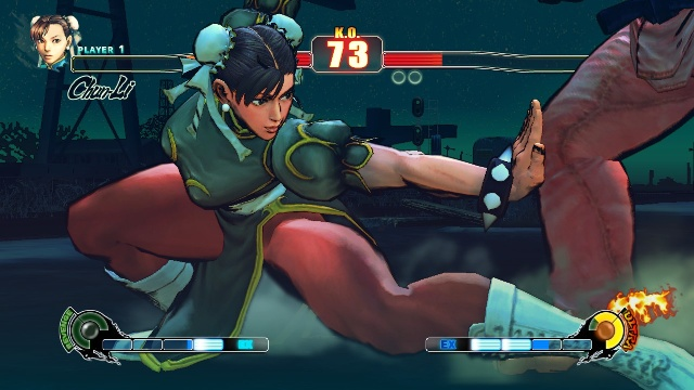 Download Street Fighter 4 PC Games Gameplay