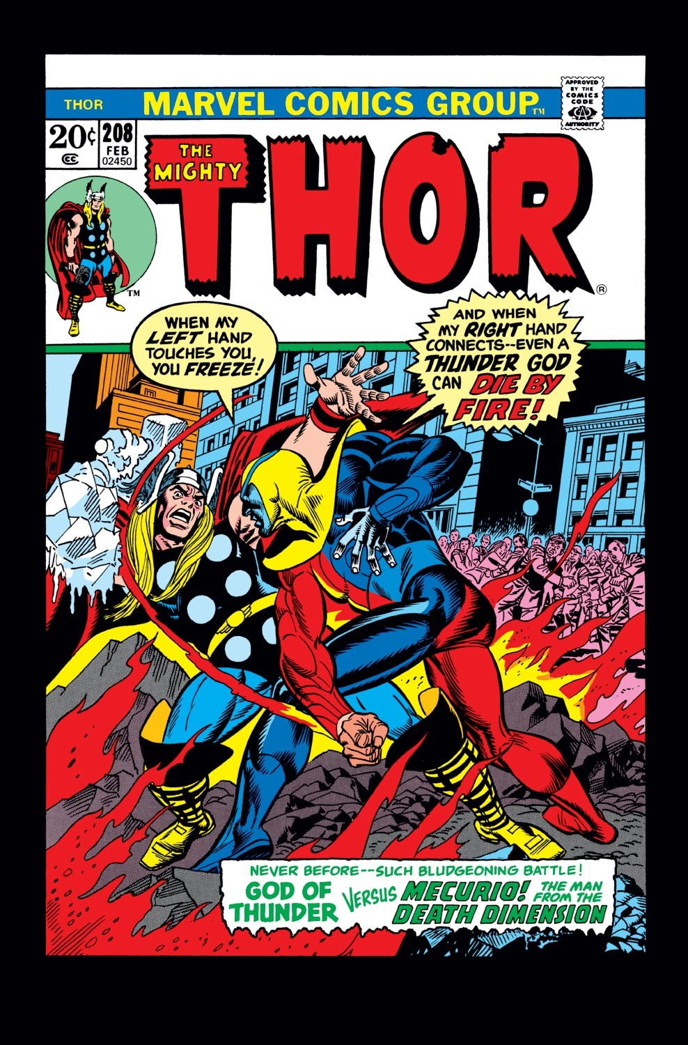 Thor (1966) 208 Page 1