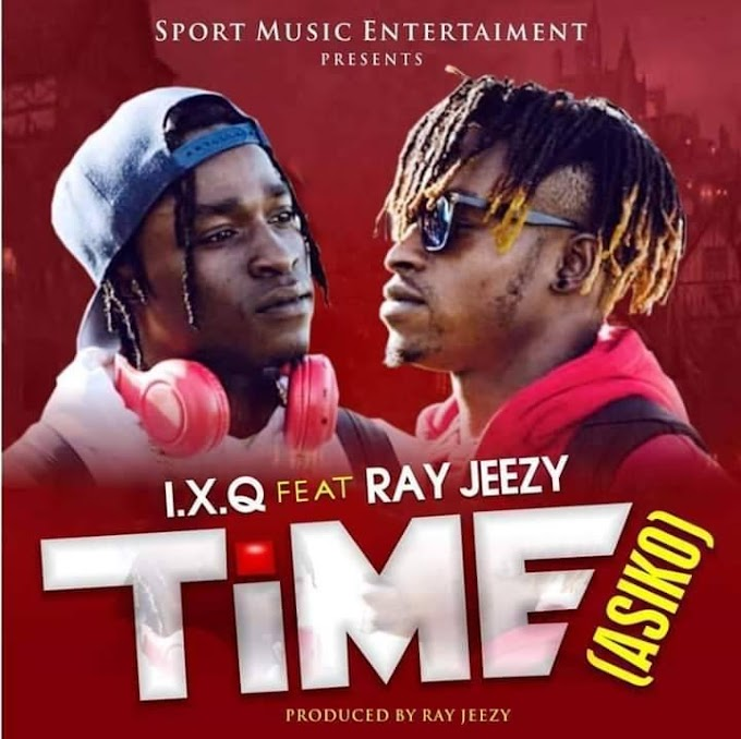 DOWNLOAD MP3: I.X.Q – Time ft. Ray Jeezy