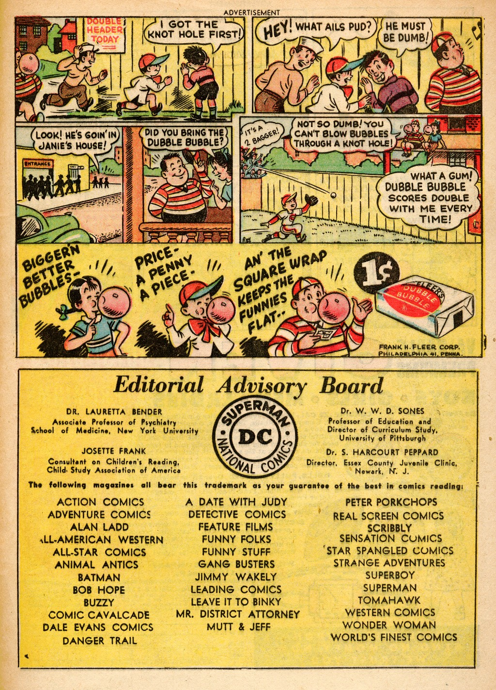 Strange Adventures (1950) issue 2 - Page 49