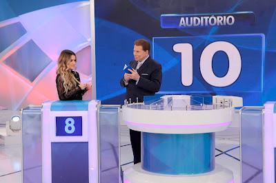 Manu e Silvio - Crédito: Lourival Ribeiro/SBT