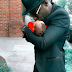 Jim Iyke shares another photo with his son