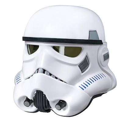 Starwars Voice Changer Helmet