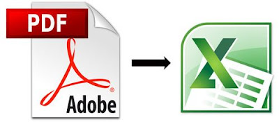 PDF To Excel Data Entry Outsourcing services