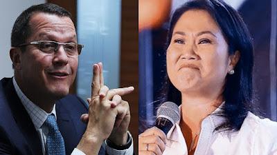 Jorge Barata ratifica entrega de 1 millón de dólares a campaña de Keiko Fujimori